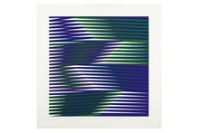 Carlos CRUZ-DIEZ - Grabado - Couleur Additive