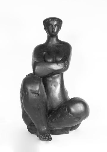 Antoniucci VOLTI - Sculpture-Volume - Égée Assise