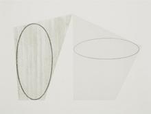 Robert MANGOLD - Estampe-Multiple - Untitled, State A (color)