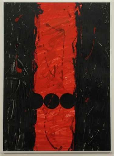Hisao DOMOTO - Gemälde - SOLUTION DE CONTINUITÈ