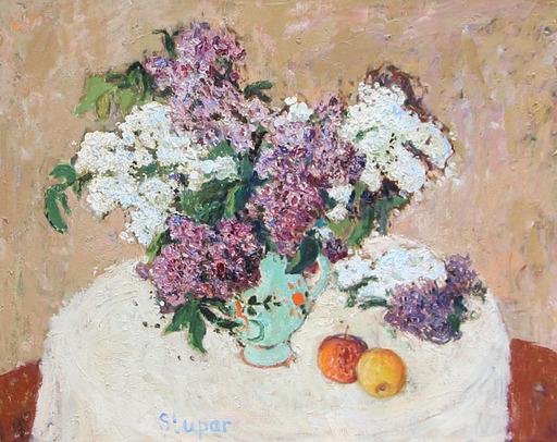 Marko STUPAR - Pittura - Les lilas