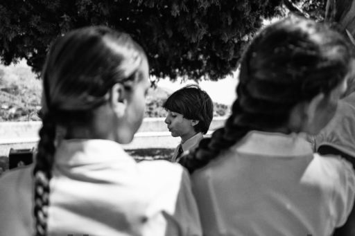 Frederic PASQUINI - Photo - The school kids nº2