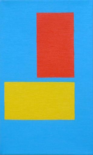 Aurélie NEMOURS - Pintura - Radical 2