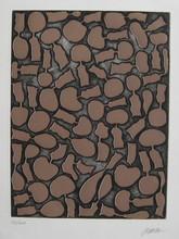 阿尔曼 - 版画 - GRAVURE 1971 SIGNÉE AU CRAYON NUM100 HANDSIGNED NUMB ETCHING