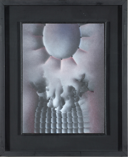 Franco COSTALONGA - Pittura - Destrutturazione