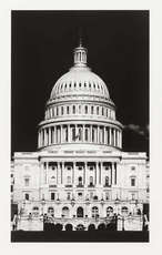 Robert LONGO - Grabado - Untitled (Capitol Detail)