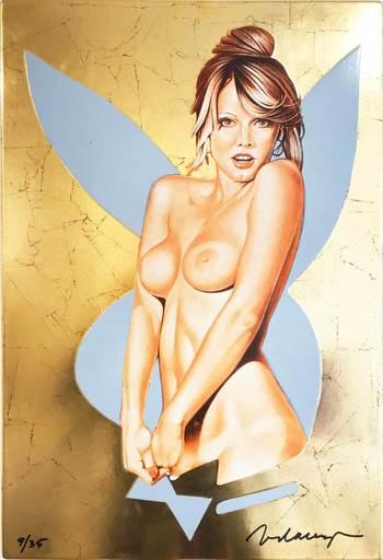 梅尔·拉莫斯 - 雕塑 - Golden Delicious