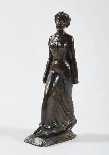 Aristide MAILLOL - Escultura - La Parisienne