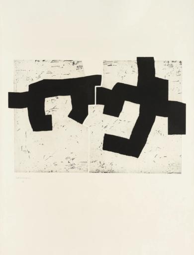 Eduardo CHILLIDA - Print-Multiple - Aldikatu 4