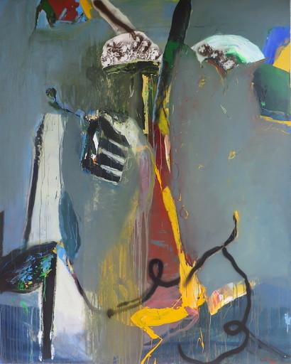 Moris GONTARD - Pittura - Nuit du JAZZ