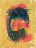 Bruno CONTENOTTE - Painting - Senza titolo, 1974