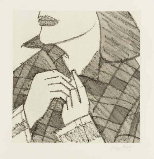 "Alex KATZ - Print-Multiple - Untitled from ""Light as Air"""