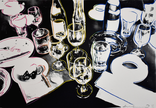 Andy WARHOL - Grabado - After the Party