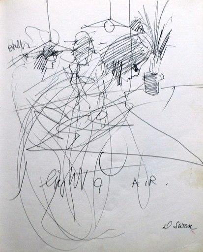 Douglas SWAN - 水彩作品 - Light & Air