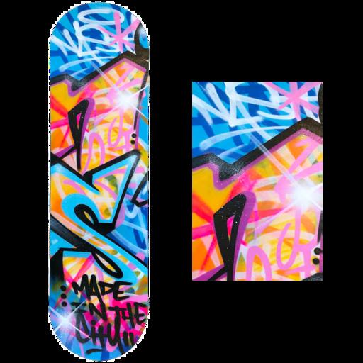 NASTY - Sculpture-Volume - Hoverboard 1