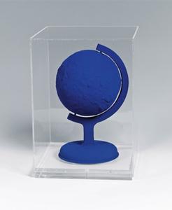 Yves KLEIN, Terre Bleue