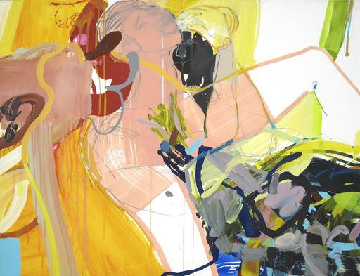 Sandra DETOURBET - Drawing-Watercolor - Midwife