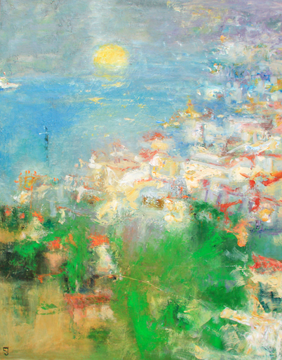 Levan URUSHADZE - Painting - Daybreak