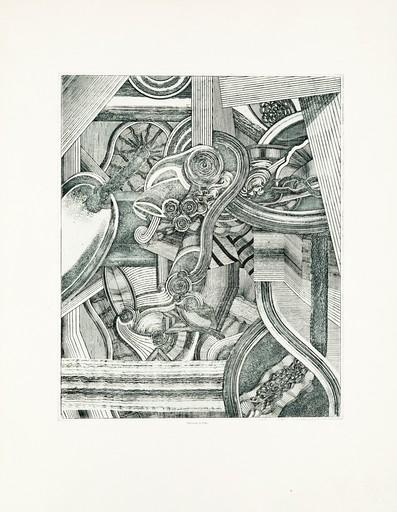 Helmut ZIELKE - Grabado - No title