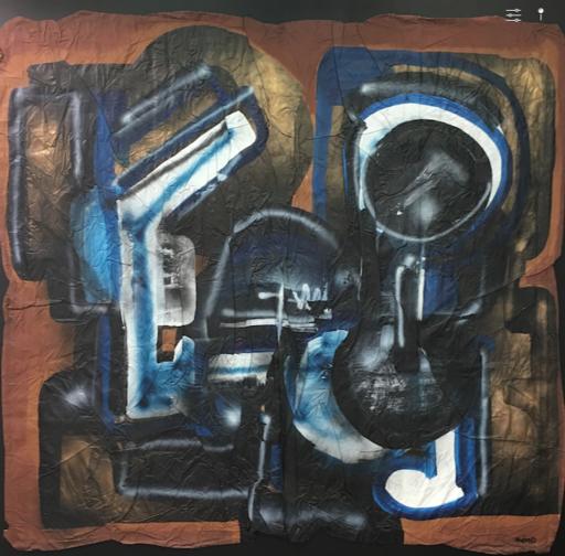 Ladislas KIJNO - Pintura - sans titre