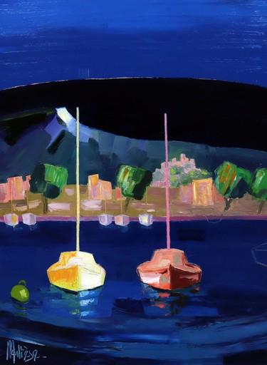 Jean-Pierre MALTESE - Pintura - Eclat de lumière