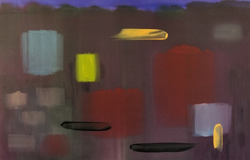 Milly RISTVEDT - Painting - Now it is