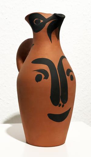 Pablo PICASSO - Ceramiche - Yan Visage