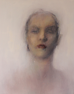 Hellen HALFTERMEYER - 绘画 - Visage 9