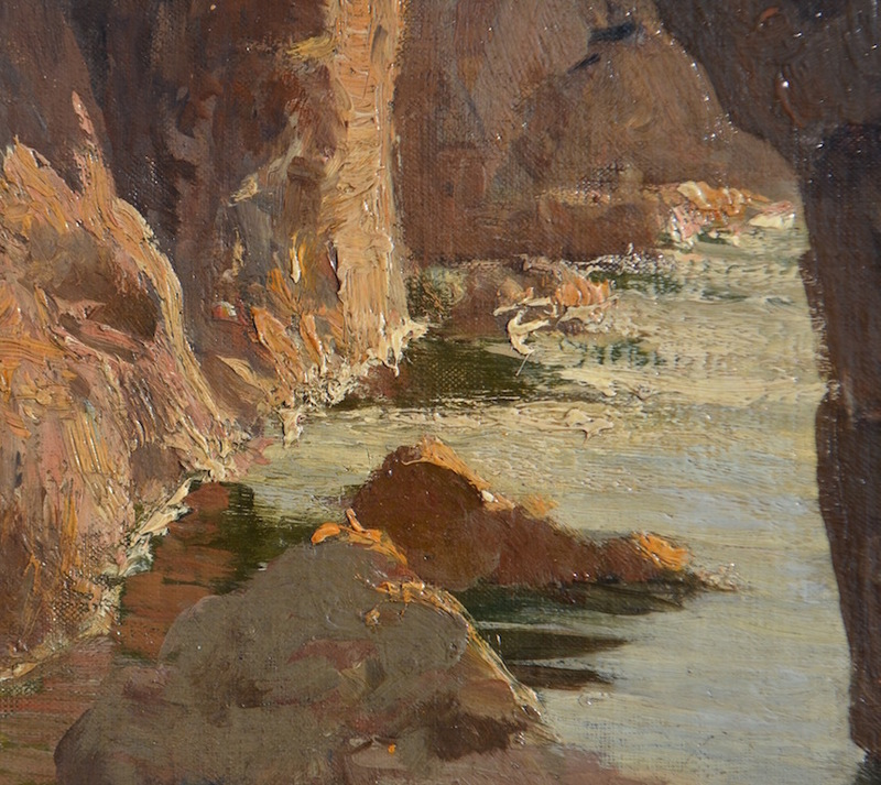 Aleksei Vasilievich HANZEN - Painting
