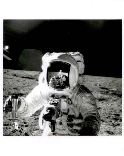 N.A.S.A. - Fotografia - Apollo 12, Alan Bean