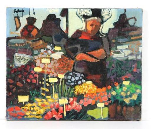 Peter DELUCA - Pintura - marché en Bretagne