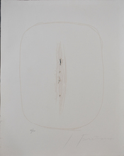 Lucio FONTANA - Stampa Multiplo - Spatial Concept I, from: Six Original Etchings
