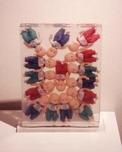 阿尔曼 - 雕塑 - Bamboline