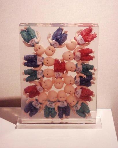 Fernandez ARMAN - Escultura - Bamboline