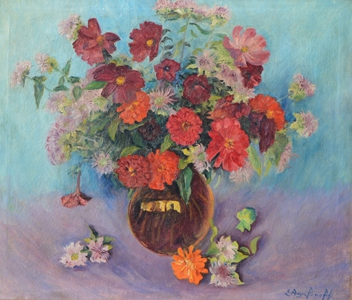 Evgeniy Andreevich AGAFONOV - Painting
