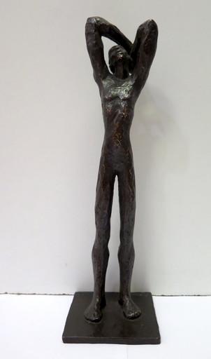 Maguy BANQ - Scultura Volume - Femme aux bras levés