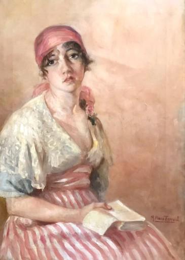 Marcial PLAZA-FERRAND - Pintura