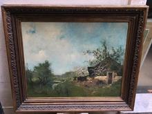 Eugène GALIEN-LALOUE - Pintura - Springtime - Primavera