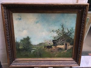 Eugène GALIEN-LALOUE - Painting - Springtime - Primavera