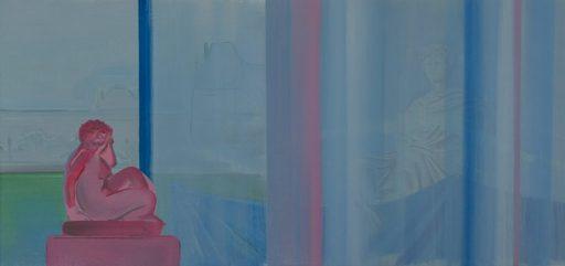 Martin AITKEN - Painting - « Elle s'appelait Césarée »