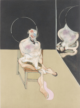 Francis BACON (1909-1992) - Seated Figure