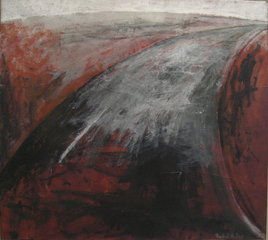 Rachel HELLER - Gemälde - Untitled