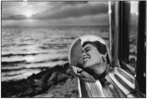 Elliott ERWITT - Photo - Santa Monica, California, 1955