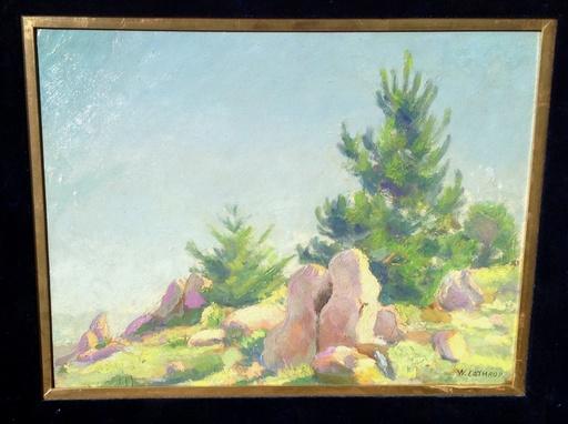 William Langson LATHROP - Gemälde