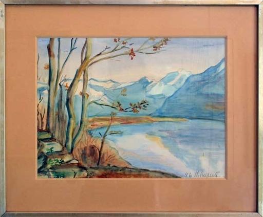 Madja RUPERTI - Gemälde - Paysage de Suisse