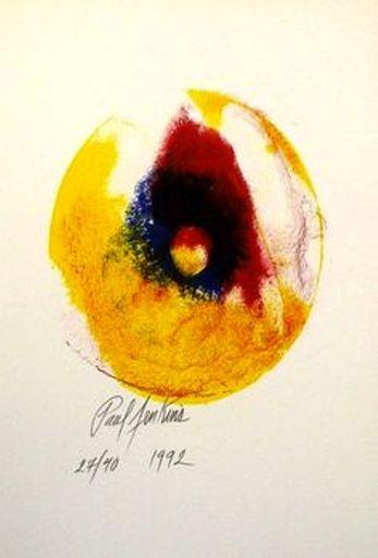 Paul JENKINS - Print-Multiple - Phoenix Burn