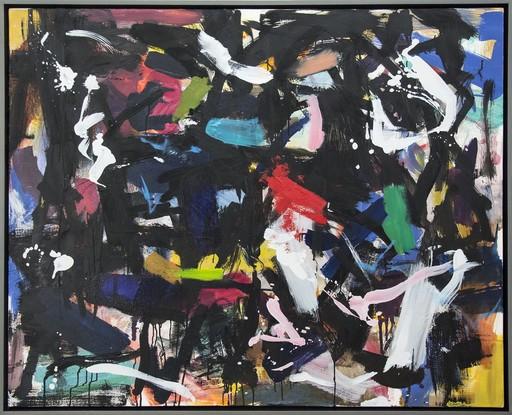 Scott PATTINSON - Pittura - Ouvert No 46