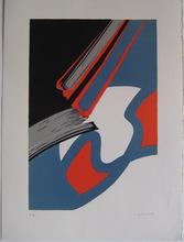James PICHETTE - Grabado - LITHOGRAPHIE 1986 SIGNÉ AU CRAYON EA/10 HANDSIGNED NUM LITHO