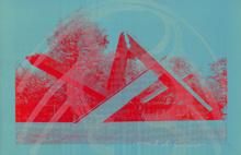 DI SUVERO Mark - Estampe-Multiple - Rilke (lithograph)