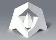 Bruno MUNARI - Sculpture-Volume - Scultura da Viaggio